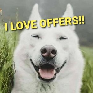 I Love Offers! 🧡